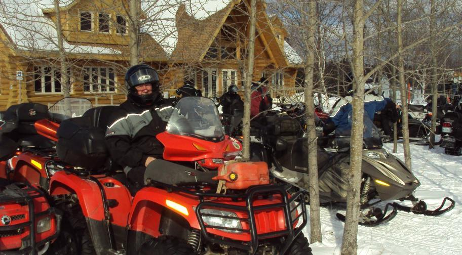 ATV winter